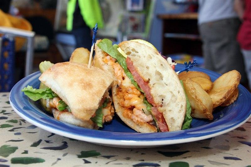 Shrimp Melts Recipe — Dishmaps